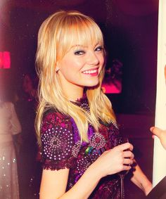 Emma Stone   Vanity Fair Oscar Party (2011)