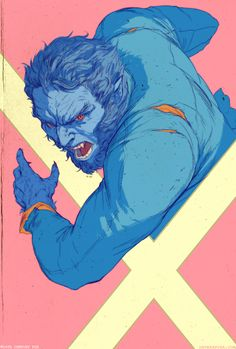 As fanarts incríveis dos personagens de X-Men feitas por David Rapoza! - Universo X-Men