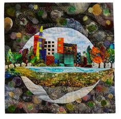 Lin Hsin-Chen art quilt