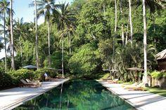 Amankila, in Karangasem, Bali