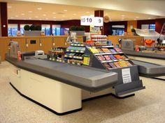 supermarket checkout - Google Search