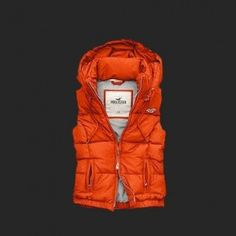 Hollister Outlet online sale Abercrombie Womens Down Vest 59