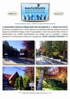 Latest news about Narconon Turkey