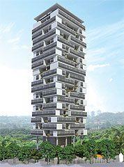 Edifício 360º Isay Weinfeld