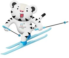 Mascot   PyeongChang 2018 Olympic and Paralympic Winter Games