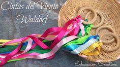 Cintas del Viento Waldorf | Educación Creativa