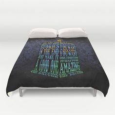 Doctor ho Blue Phone Booth Typography DUVET COVER  #duvetcover #digitalart #digital #graphicdesign #drawing #ink #pen #colored #pencil #typography #streetart #vintage #tardis #doctorwho #drwho #superwholock #wholock #whovian #davidtennant #10thdoctor