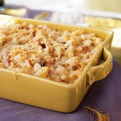 Spaetzle Baked with Ham and Gruyere