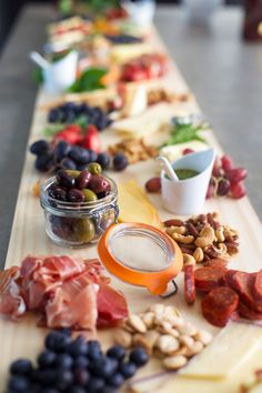 antipasto appetizer