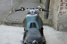 Moto Sumisura BMW K100 ~ Return of the Cafe Racers