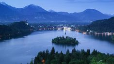 Slovenia | Beautiful Bled Lake, Slovenia - Wallpaper #36522