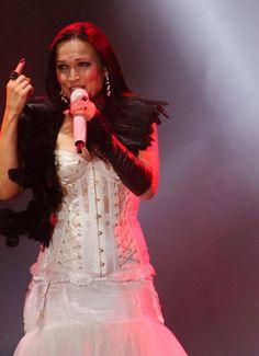 Tarja Turunen live at Masters of Rock, Czech Republic, 17/062016 #tarja #tarjaturunen #mastersofrock PH: Díky Tačudek
