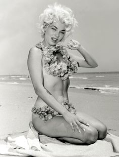 """Bunny Yeager. She was chosen """"Photographer of the Year"""" in 1959"""