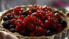 No-fuss fruit tart - yummy and very easy!