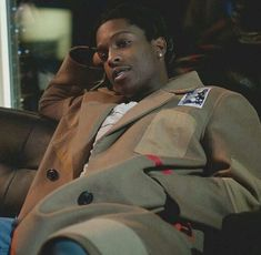 I wonder if they really happy or just getting at me Rocky 3, Asap Rocky, Fashion Mag, Fashion Killa, Lord Pretty Flacko, Cyberpunk Clothes, Renaissance Men, Don Juan, American Rappers