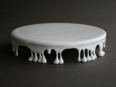 Koji Shiraya. Porcelain cake plate!!