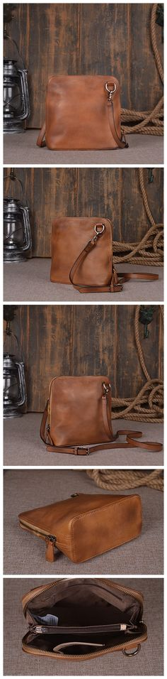 Leather Satchel Bags Leather Shoulder Bags 9037