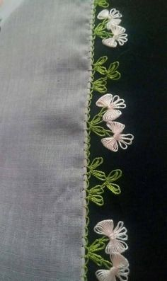 Hand Embroidery Stitches, Crochet Stitches, Baby Knitting Patterns, Crochet Patterns, Crochet Borders, Tatting Patterns, Needle Lace, Lace Making, Flower Patterns