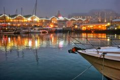 The Victoria & Alfred Waterfront in the historic heart of Cape Town's working harbour is South Africa's most-visited destination, having the highest rate of foreign tourists of any attraction in the country.