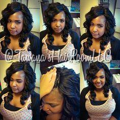 Kima Ocean Wave Crochet Bob, Crochet Braid Pattern, Braid Patterns, Crochet Braids Hairstyles, Weave Hairstyles, Protective Hairstyles, Protective Styles, Garlic Shrimp, Black Girls Hairstyles