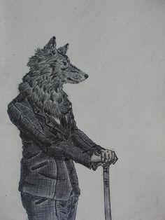 Browsing Fan Art on DeviantArt Der Steppenwolf, Banksy Art, Hermann Hesse, Best Graphics, Dark Art, Illustration Art, Lion Sculpture, Deviantart, Black And White
