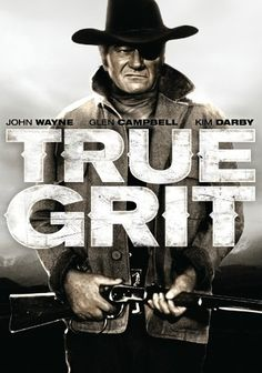 The Duke!  Don't care for the latest True Grit... Only JW can be Rooster Cogburn!