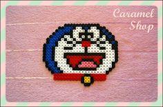 Doraemon hama beads - Caramel Shop