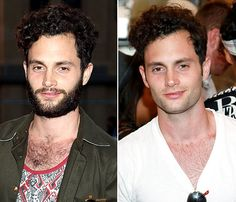 Penn Badgley Finally Shaves Off His Beard...which look do you prefer?
