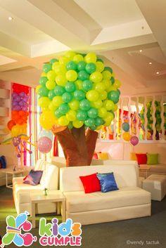 Barney Cumpleaños Birthday Party
