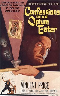 Confessions of an Opium Eater #Movie #Poster (1962)