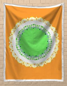 Mandala Art | Republic Day Tapestries | Artist : Amulya Jayapal | PosterGully