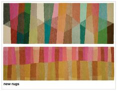 Doug and Gene Meyer hand-knotted rugs