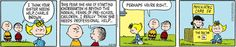 Peanuts Comic Strip, August 27, 2009 on GoComics.com