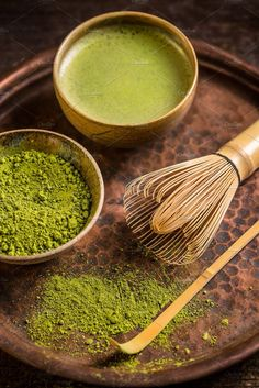 Japanese tea ceremony by Grafvision photography on @creativemarket