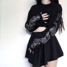 Grunge Fashion Beautiful All Black Outfits Just Like In The Movies.Grunge Fashion Beautiful All Black Outfits Just Like In The Movies Grunge Outfits, Hipster Outfits, Gothic Outfits, Edgy Outfits, Girl Outfits, Fashion Outfits, Black Outfits, Vegas Outfits, Club Outfits