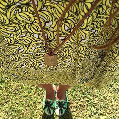The grass is greener here so just go bananas in vandazzz! Go Bananas, Just Go, Grass, Summer Dresses, Instagram, Fashion, Moda, Summer Sundresses, Fashion Styles