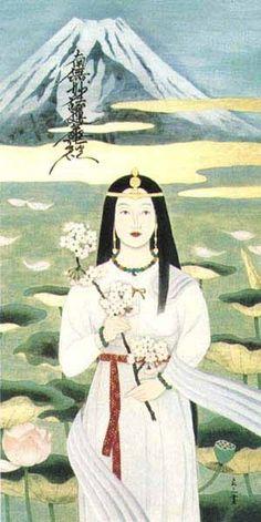 Konohanasakuya-hime | PaganMystics