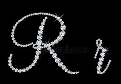 """Diamond alphabetic uppercase and lowercase letters of """"R"""" - Stock Vector , Diy Decorate Phone Case, Diy Phone Case, Initial Christmas Ornaments, Wedding Car Decorations, Stylish Alphabets, Alphabet Wallpaper, Brochure Design Inspiration, Uppercase And Lowercase Letters, Paper Flower Tutorial"""