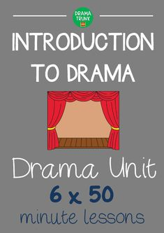 Introduction to drama unit. This is a perfect way to start your new students or as a refresher to drama. Its more than just random drama games! Drama Games For Kids, Drama Activities, Improv Games For Kids, Primary Activities, Drama Teacher, Drama Class, Drama Drama, Teaching Theatre, Teaching Art