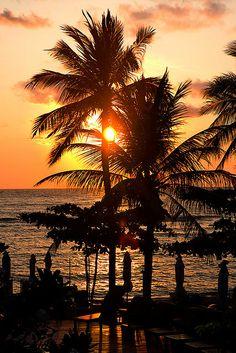 Ko Samui Sunset, Thailand