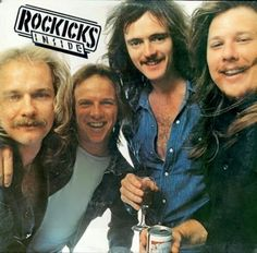 ROCK STATE: Rockicks - Inside 1977