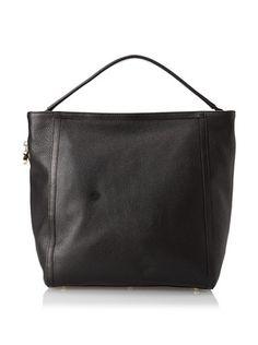 30% OFF Furla Women's Olimpia Leather Hobo, Onyx