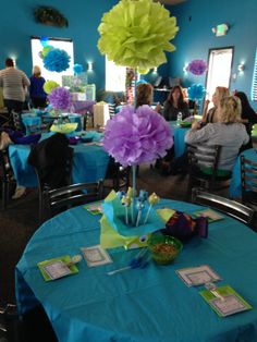 Monster Inc Centerpiece