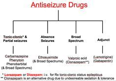 seizure disorders | references