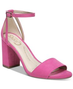 10ee38b142f Journee Collection Becca Women's High Heels, Size: Medium (10), Pink ...