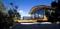 Sandhill House | Kangaroo Island, South Australia | Max Pritchard Architect | photo © Sam Noonan