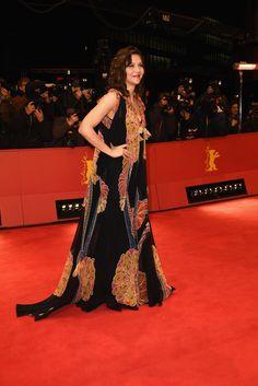 Maggie Gyllenhaal Photos Photos - Closing Ceremony Red Carpet Arrivals - 67th Berlinale International Film Festival - Zimbio