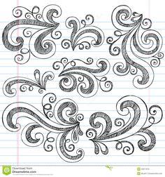 swirls-sketchy-notebook-doodles-vector-set-23971919.jpg 1,300×1,390 pixels