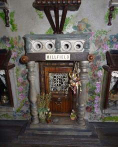 """""""Millfield"""" a charming and fully furnished Dolls House. 