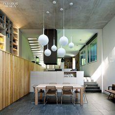 Santa Pau House by Sausriballonch Architects